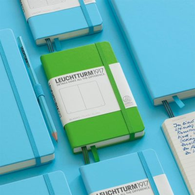 Leuchtturm1917 A6 pocket notebooks