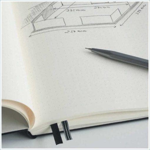 Leuchtturm A5 hardback notebook