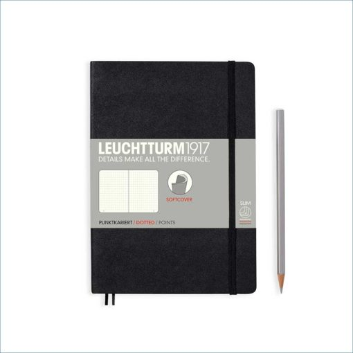 Leuchtturm A5 softback notebook