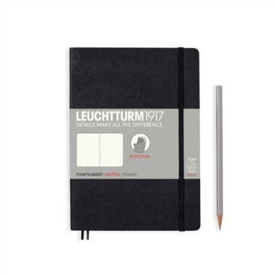 Leuchtturm A5 softback notebook