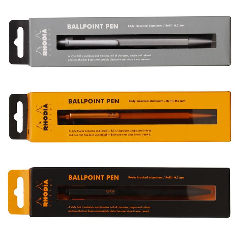 Rhodia-script-ballpoint-pens