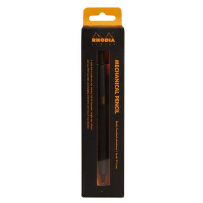 Rhodia-script-mechanical-pencil-black