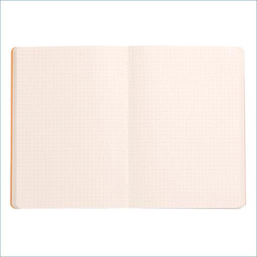 Rhodiarama – Rhodia A5 Softcover Notebook – Dot - Inner