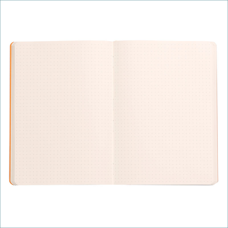 Rhodiarama – Rhodia A5 Softcover Notebook – Dot - Inner
