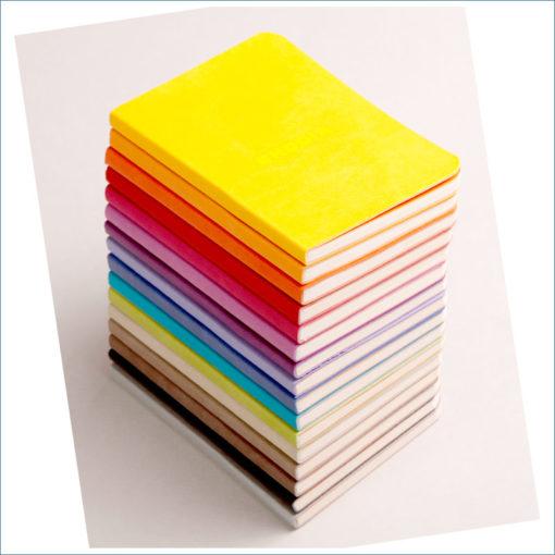 Rhodiarama – Rhodia A5 Softcover Notebook – Dot - Colour Range