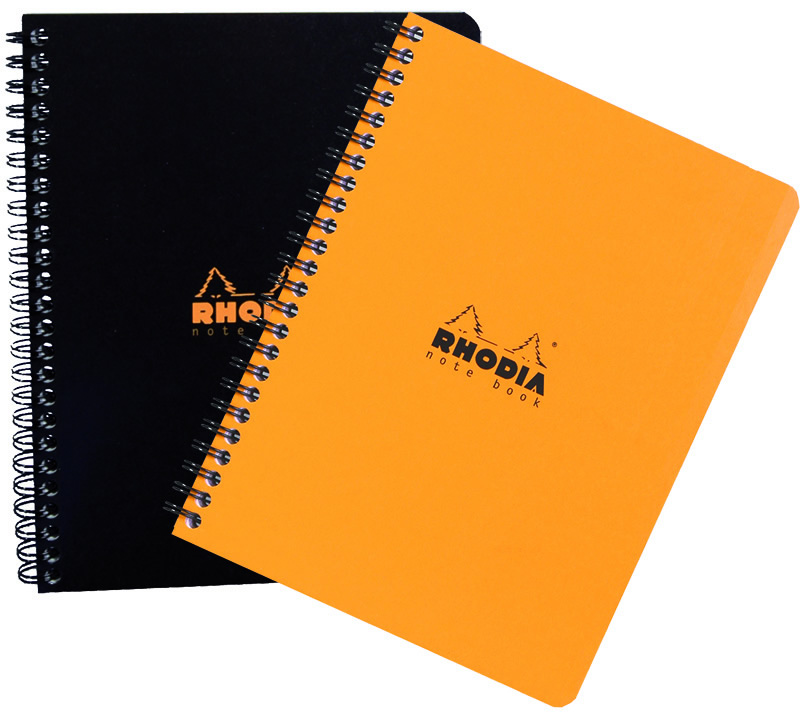 Rhodia Spiral Notebook