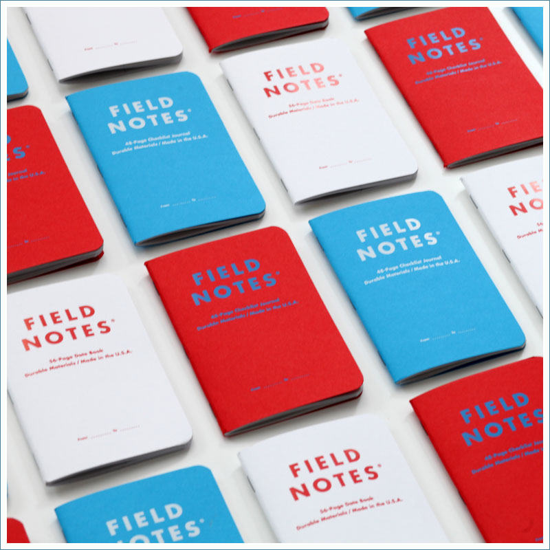 Field Notes Notebooks & Pocket Books
