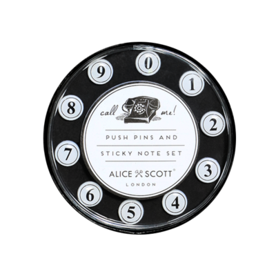alice scott push pins
