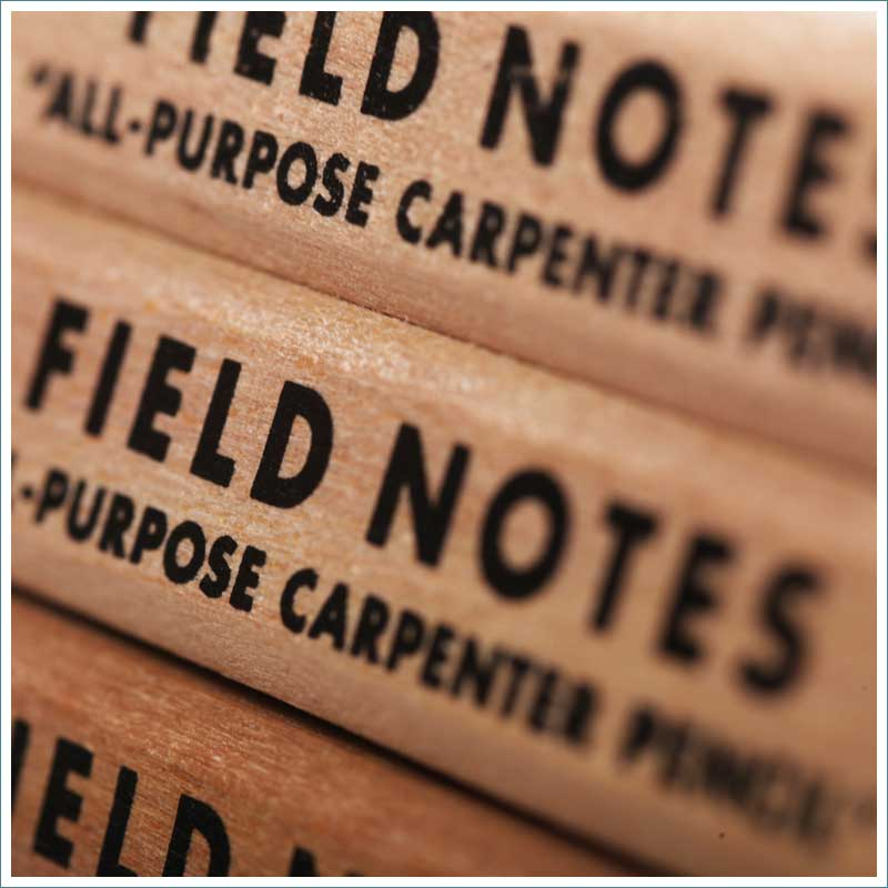 Field Notes Carpenters Pencil FN-13
