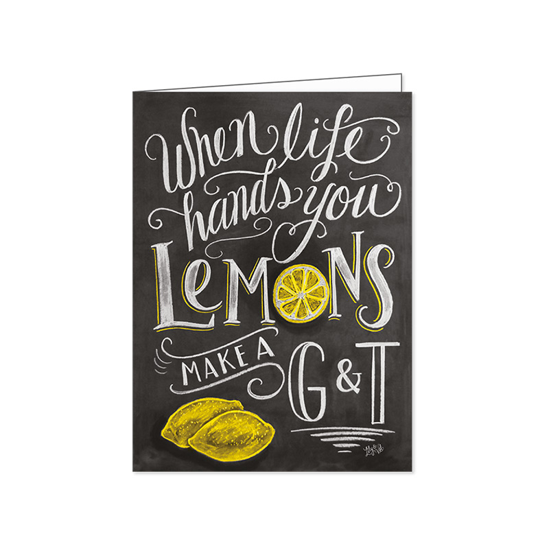 lv020-when-life-gives-you-lemons-greetings-card