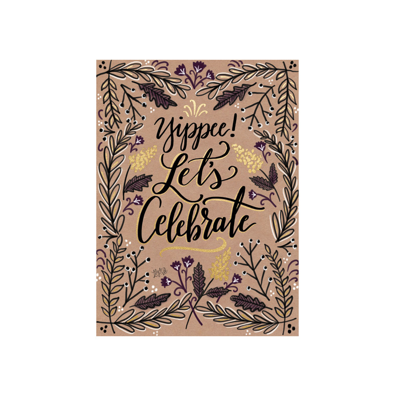 lv038-yippee-lets-celebrate-greetings-card