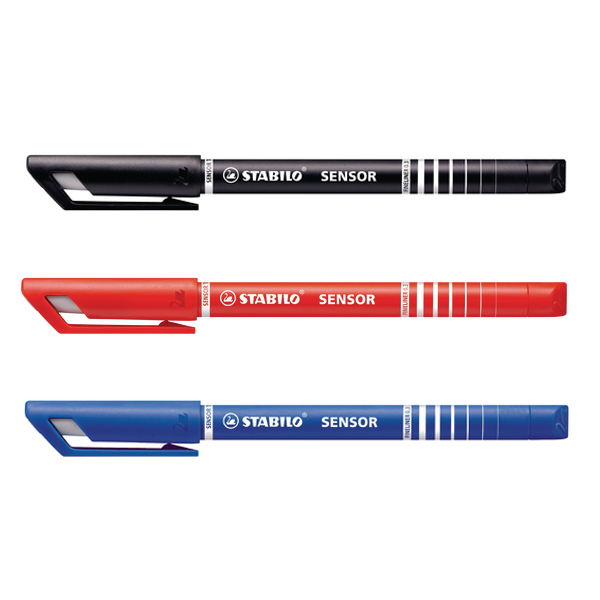 stabilo sensor fineliner pen 0.3mm
