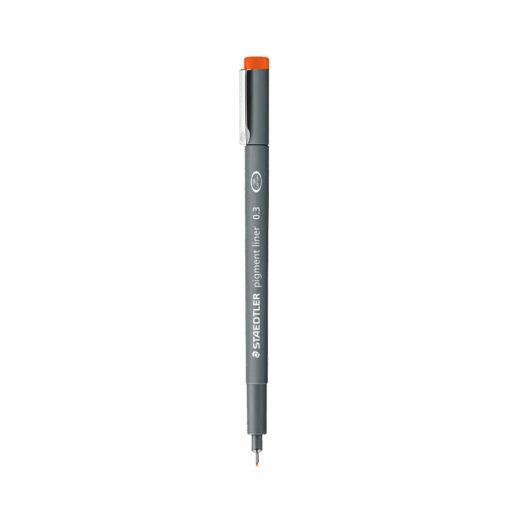 pigment liner 308