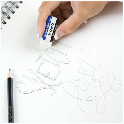 Tombow lettering set - beginner