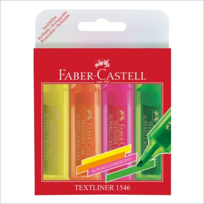 Faber Castell highlighters