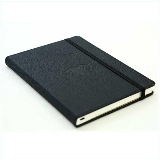 Dingbats black duck notebook