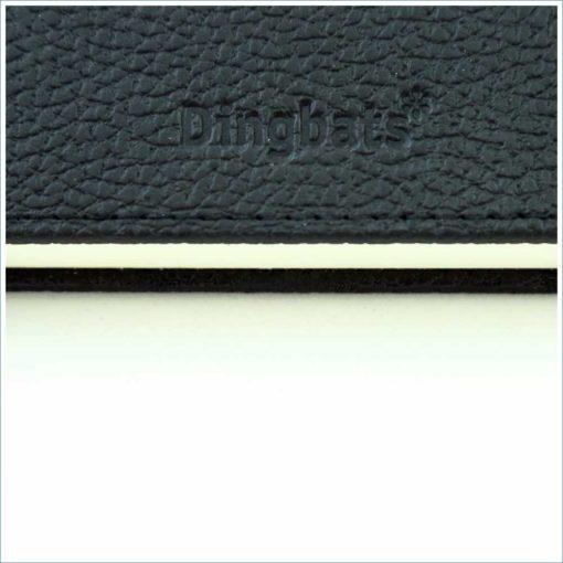 Dingbats black duck notebook - logo