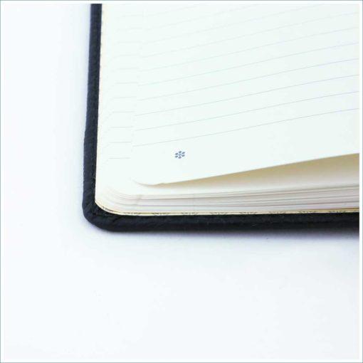 Dingbats black duck notebook - lined