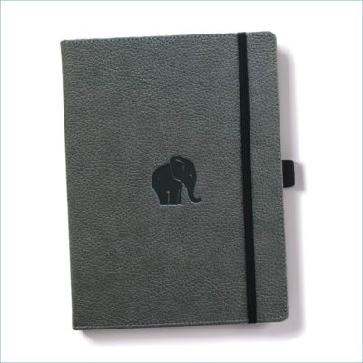 Dingbats elephant notebook