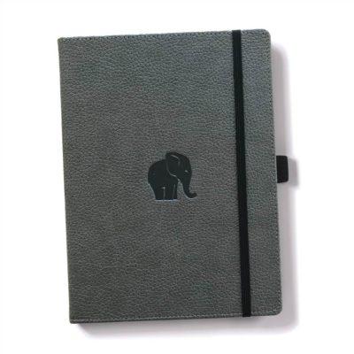 Dingbats elephant notebook