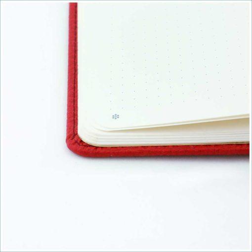 Dingbats Kangaraoo notebook - dotted