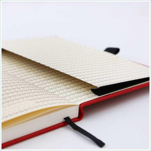 Dingbats Kangaraoo notebook - inner - pocket