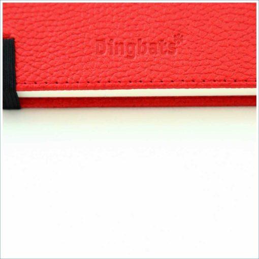 Dingbats Kangaraoo notebook - logo