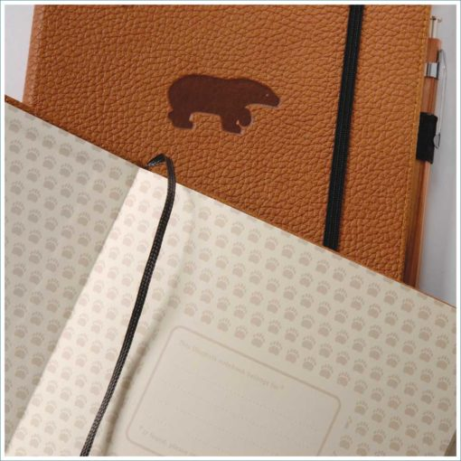 dingbats-notebook-brown-bear