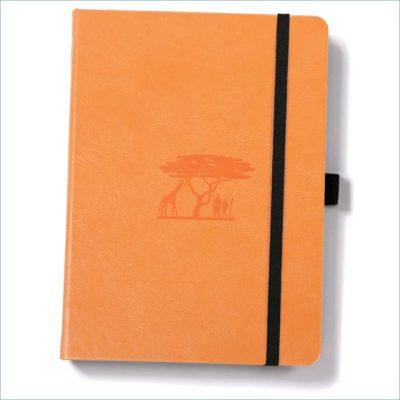 Dingbats Serengeti A5 notebook -