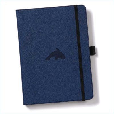 Dingbats whale notebook