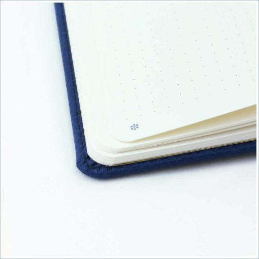 Dingbats whale notebook - dotted