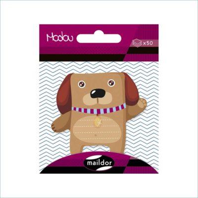 Modou - Cute dog sticky notes