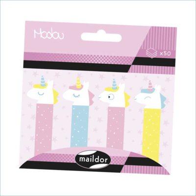 modou-unicorn-page-markers