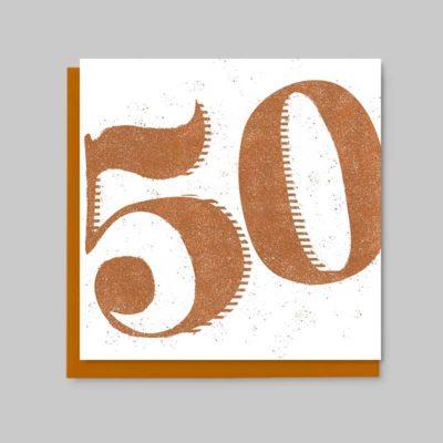 JN6401-50 birthday