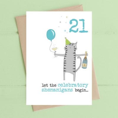 Celebratory shenanigans - 21