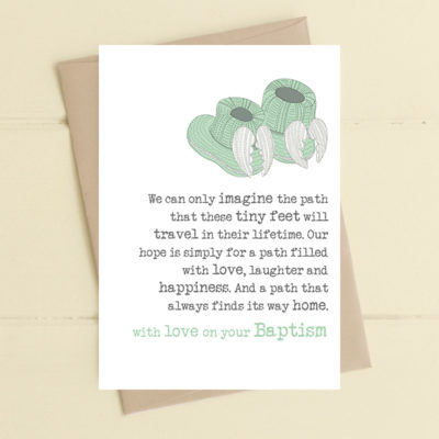 Love on your Baptism