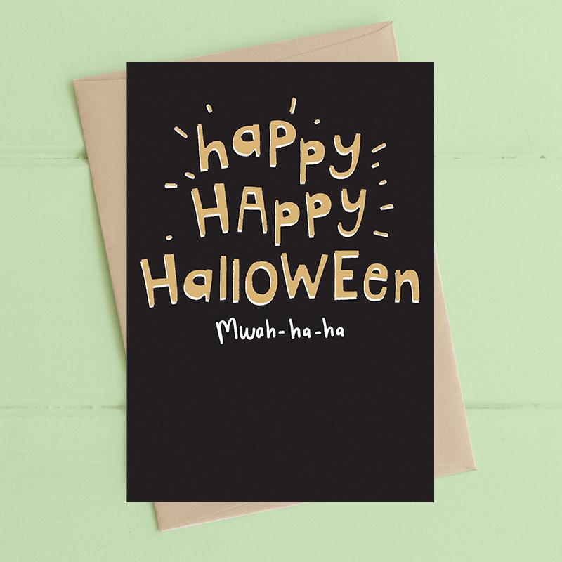 Halloween - Mwha Ha Ha