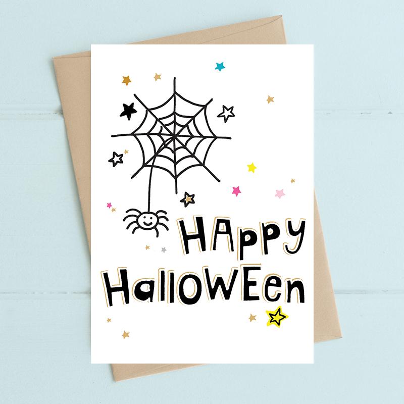 Halloween - Spider web