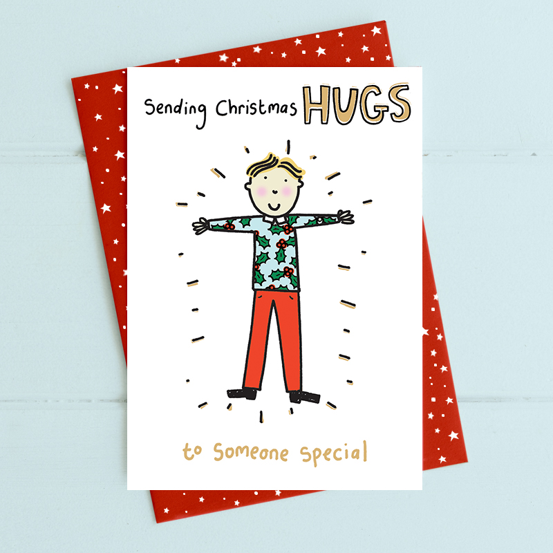 Christmas - Hugs for someone special