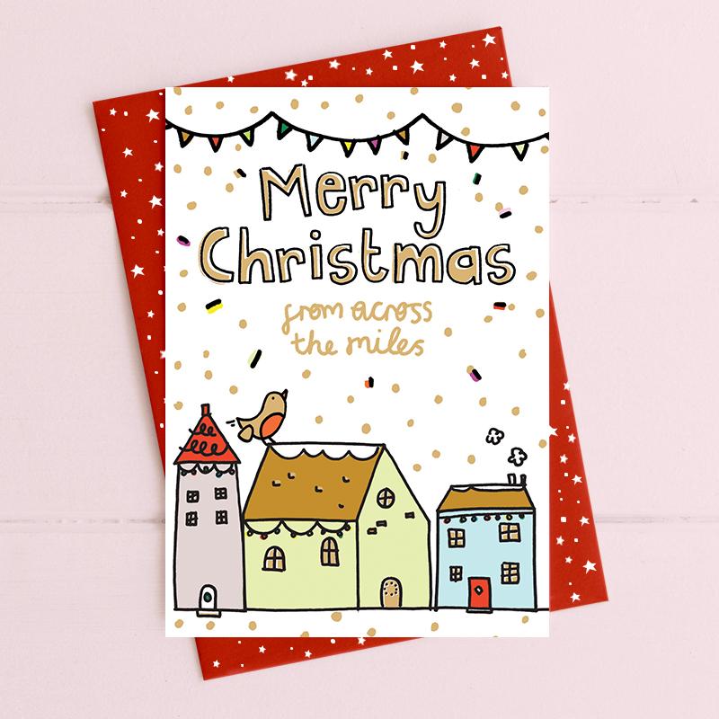 Christmas - across the miles