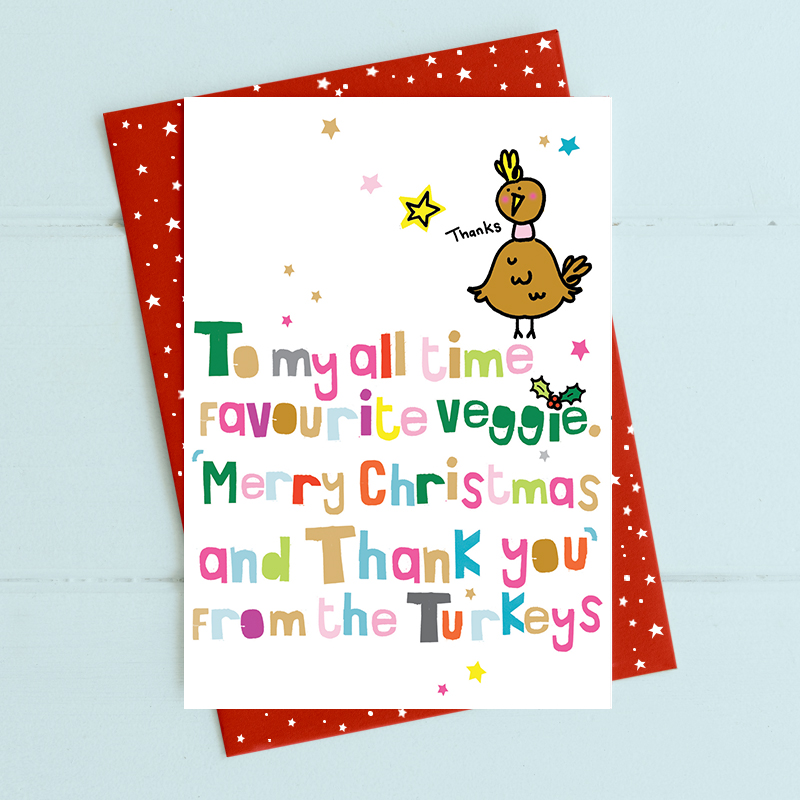 Christmas - Veggie