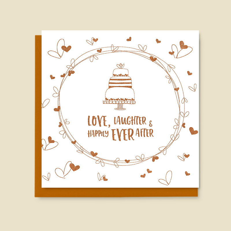 Love, laughter & happy ever after