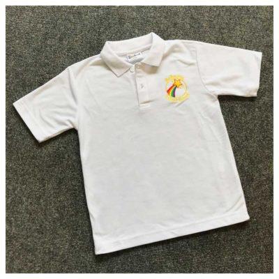 Melbourne Infant School polo shirt