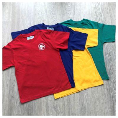 Melbourne Junior School PE T-Shirt