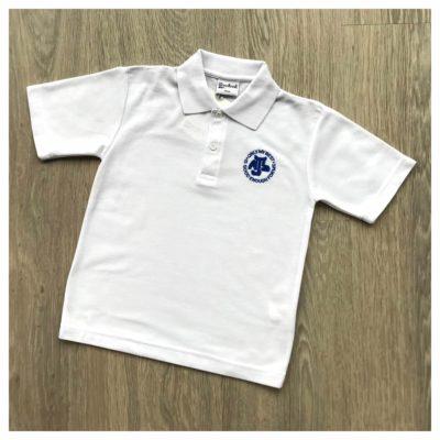 Melbourne Junior School polo shirt unisex
