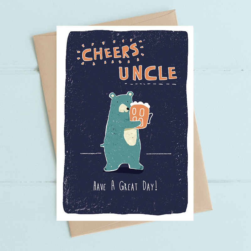 Uncle - Cheers