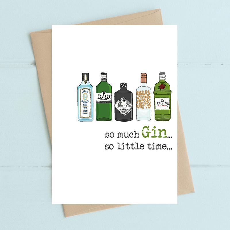 So much gin