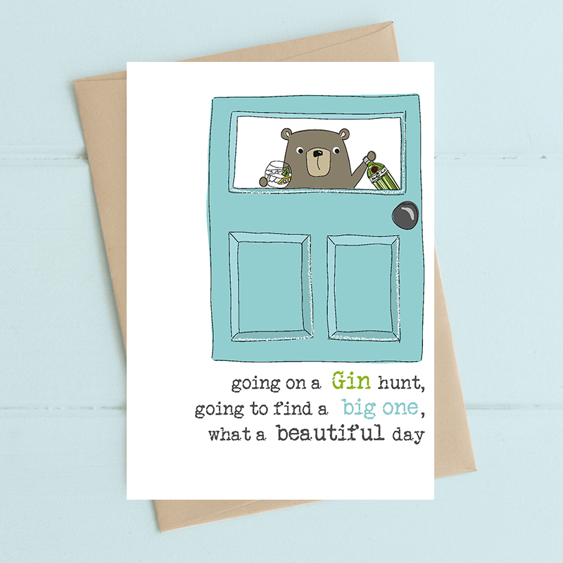 Gin hunt