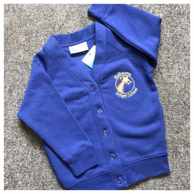 Melbourne Infant School cardigan