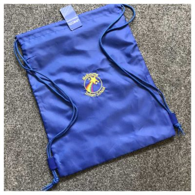 Melbourne Infants School PE bag